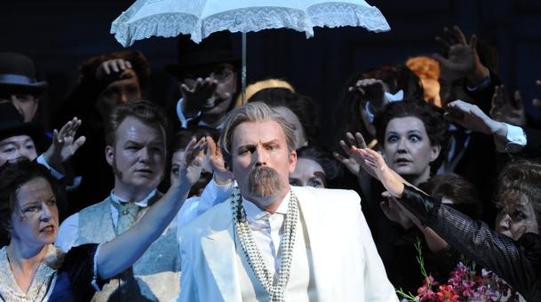 Friedrich Nietzsche in Cosima von S. Matthus
